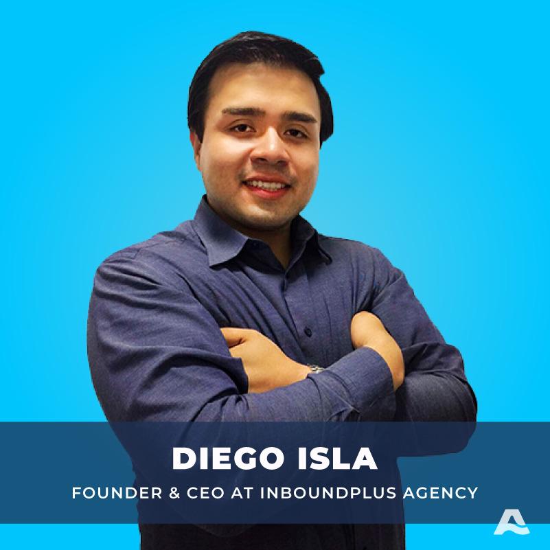 Curso Inbound Marketing y Ventas por Diego Isla en Atrevete Academy